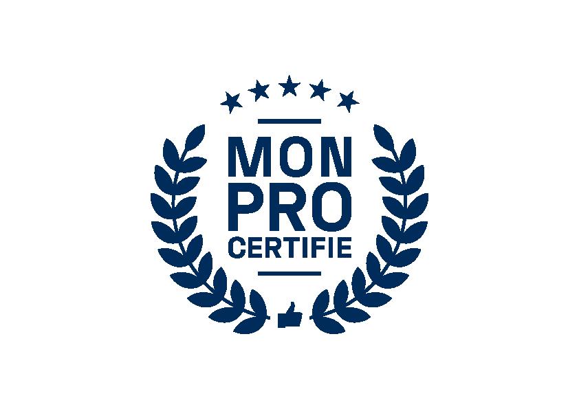 Logo de la société Monprocertifie