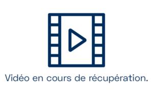 Image d'un logo du bouton lecture de vidéo.
