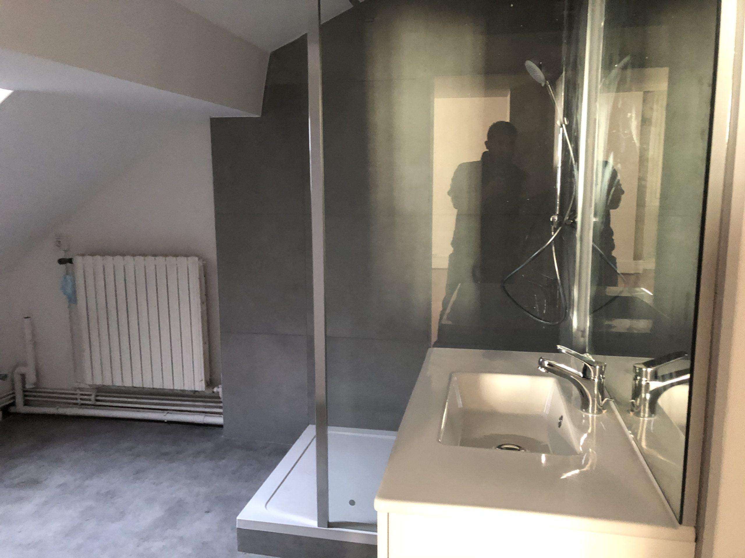 Rénovation d'appartement pour le vendre