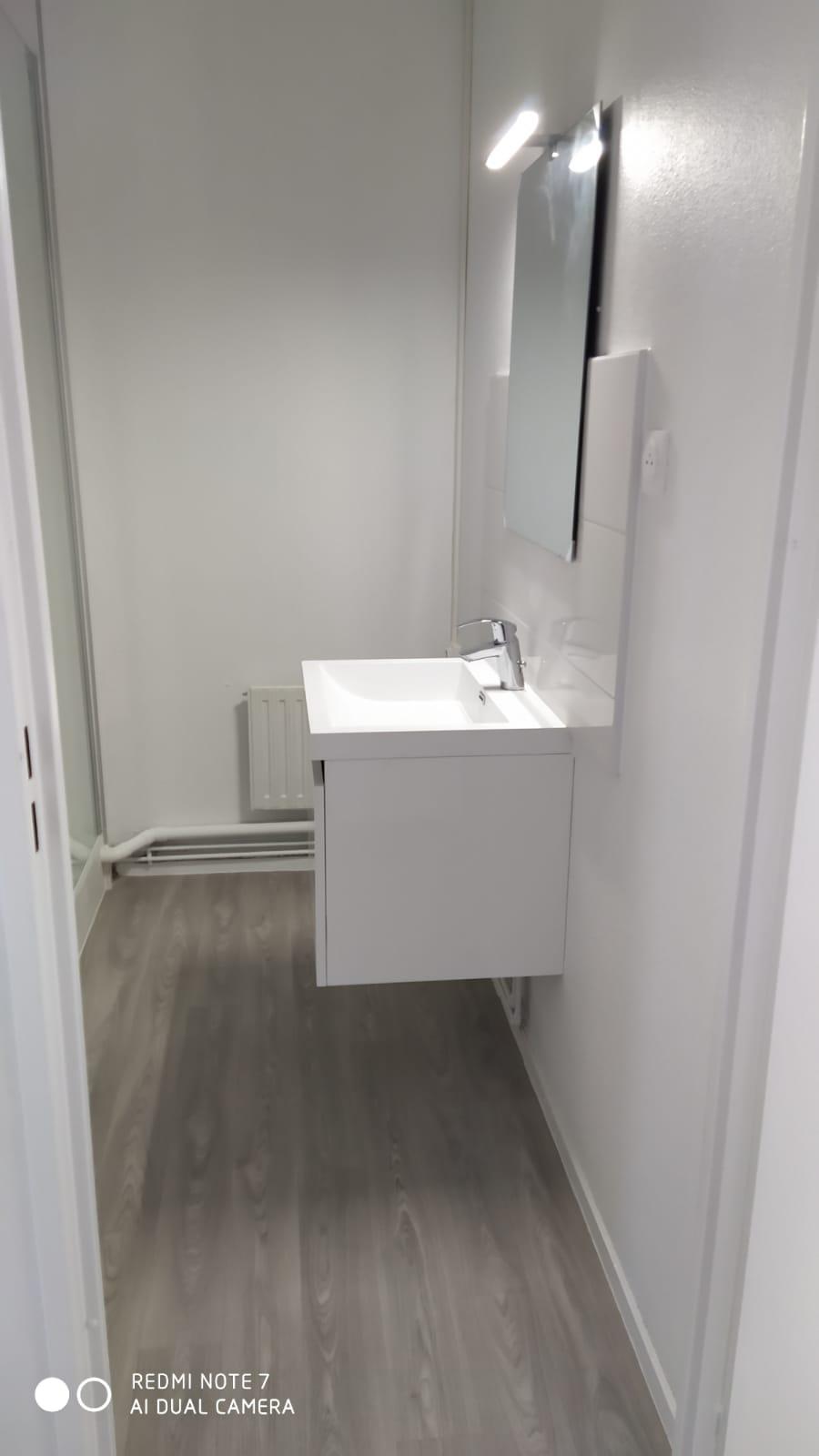 Rénovation d'appartement destination locative